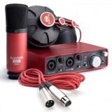 پکیج استودیوییFocusrite Scarlett 2i2 Studio Bundle