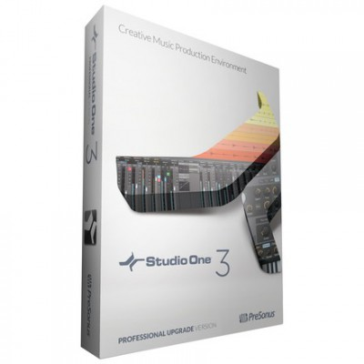 نرم افزار Presonus Studio One 3 Professional