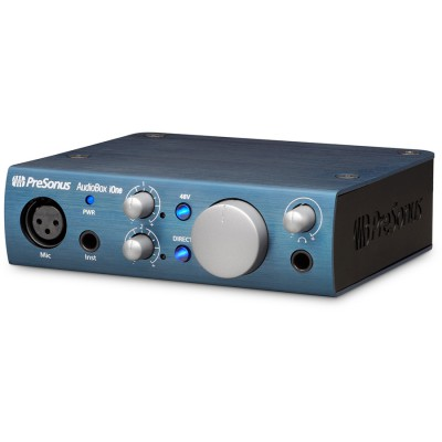 کارت صدا Presonus Audiobox iOne